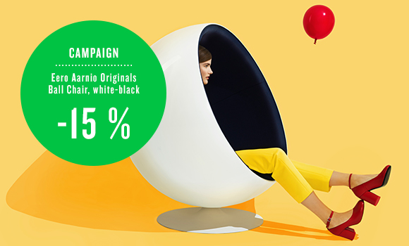 Campaign: Ball Chair. Designed By Eero Aarnio ...
