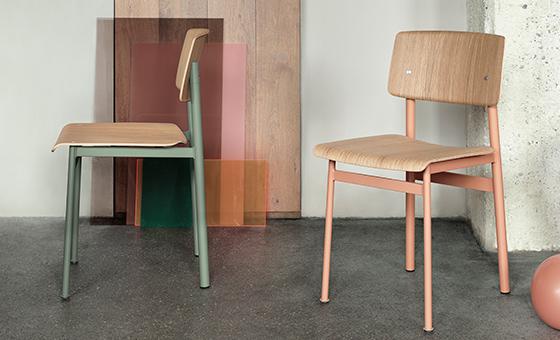 Muuto's Loft chairs