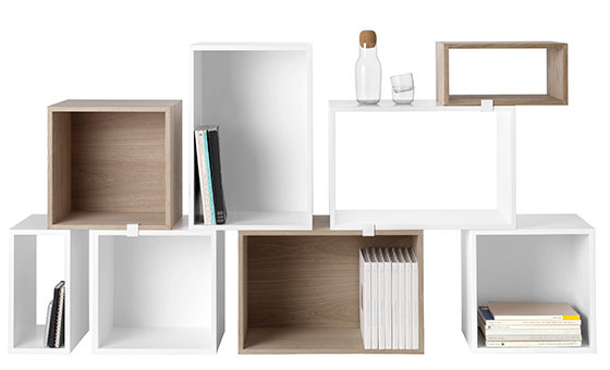 Muuto Stacked shelves