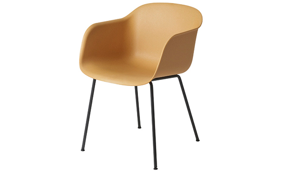 Fiber chair by Muuto