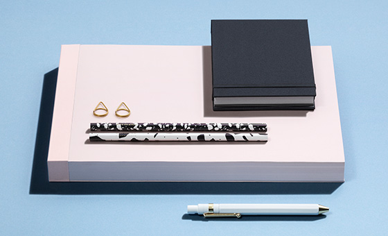 Daily Fiction stationery