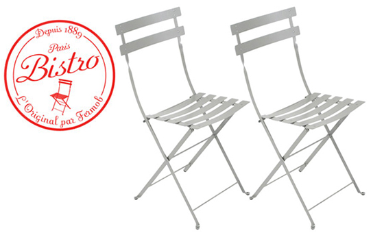 Bistro Metal chair sets